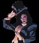DC's Zatanna (hero)