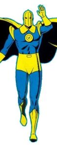 Round Three Winner: Doctor Fate