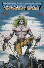 Keown cover for DRAGONFORCE #2