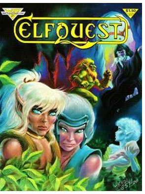 Wendy & Richard Pini's ELFQUEST