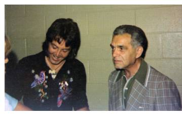Paul McCartney with Jack Kirby in Los Angeles in 1976. • Photographs provided by Lisa Kirby. • Copyright © 2008 Jack Kirby Estate.