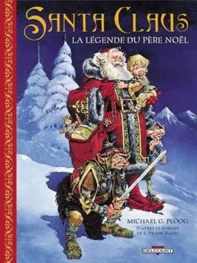 Ploog's 1992 Santa Claus graphic novel
