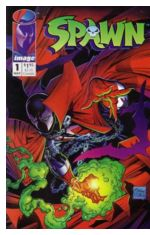 McFarlane owns SPAWN because he paid the bills