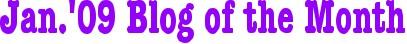 0901blogmonth1