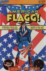 Chaykin's AMERICAN FLAGG! #1