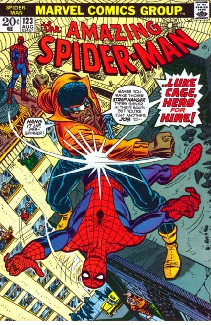 Portadas de cómics Amspiderman123