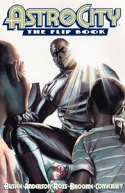 Alex Ross Cover to Busiek/Anderson ASTRO CITY