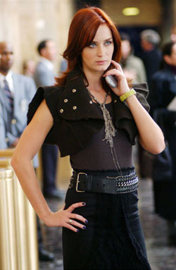 Emily Blunt to play The Black Widow?