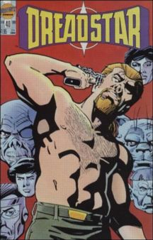 First Comics DREADSTAR #40