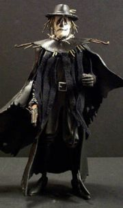 Scarecrow action figure (?)