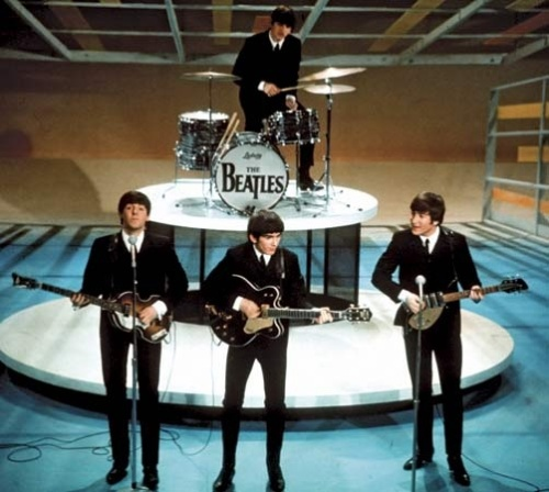 The Beatles historic first appearance on ED SULLIVAN
