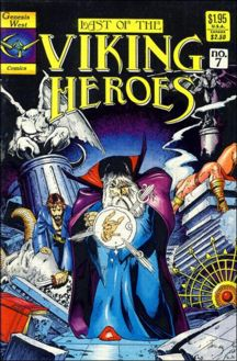 Last of the Viking Heroes #7 from Genesis West