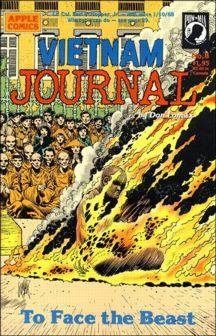 Don Lomax's VIETNAM JOURNAL #8 from Apple