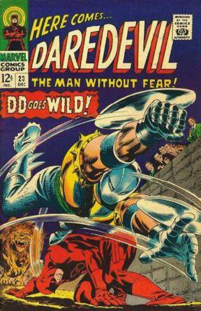 Gladiator Vs. Daredevil