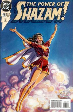 Mary Marvel reborn in SHAZAM