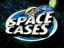Logo from SPACE CASES television show