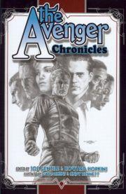 Moonstone's The Avenger Chronicles