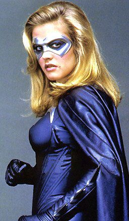 Who is that inter-changeable young actress in the Batgirl costume? I can't tell, she's wearing a mask.