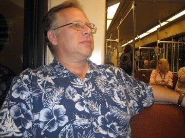 Dave Olbrich (me) San Diego 2009