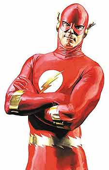 Quest screenplay writer Mazeau is also working on THE FLASH