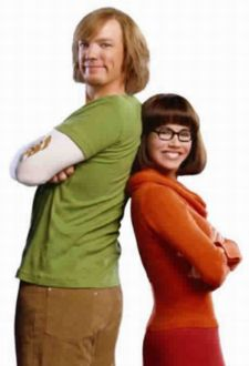 Lillard as Shaggy and Cardellini as Velma (great casting!)